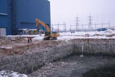 Iru Jäätmeenergiaploki vundamendisüviku rajamine