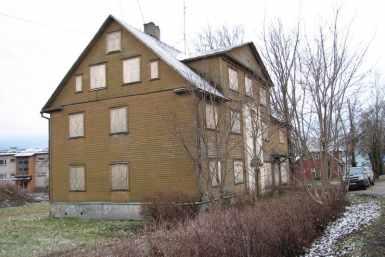 Puithooned Väike-Maarjas